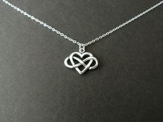 Infinity+Love+Always+Charm+Valentines+Day+Infinity+Heart+by+NKDNA,+$29.00