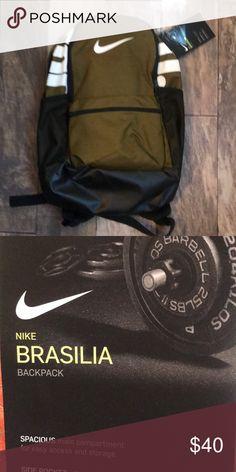 new products c437e ce221 Backpack Nike brasilia Brand new Nike Bags Backpacks Nike Taschen, Nike  Männer, Rucksack-