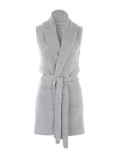 A/W season is all about layering your look and this sleeveless cardigan is the perfect candidate. £22