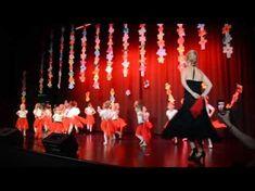 TANIEC WĘGIERSKI - taniec z chusteczkami w wykonaniu maluszków - YouTube Leona Lewis, Dance Routines, Betta, Anna, Bali, Youtube, Activities, Studio, Concert