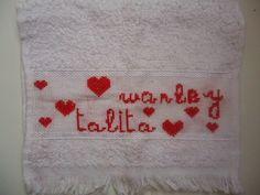 MissFelicidade Lembrancinhas: esta eu fiz pra minha noivinha Talita Lima, muito ...