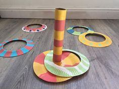 50 Amazing Paper Plate Crafts for Kids - Fabulessly Frugal - - There are so many things you can make with paper plates! Check out this massive list of paper plate crafts for kids to get inspired! Paper Plate Crafts For Kids, Fun Crafts For Kids, Toddler Crafts, Games For Kids, Diy For Kids, Easy Crafts, Arts And Crafts, Crafts Cheap, Diy Crafts Games