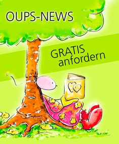 Oups - Aktionen - Shop - OUPS Online Shop News Website, Shops, Grinch, Shopping, Thoughts, Gifts, Painting On Stones, Tents, Retail
