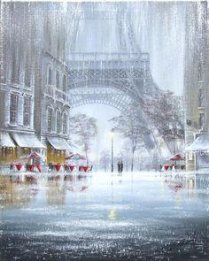 Quiero bailar bajo esa lluvia.
