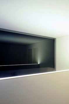 Minimal interior of the House with a Tiny Pool by Shunichiro Ninomiya from NRM Architects _