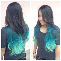 Tabby Magic - Mermaid hair specialty - Honolulu, HI, United States
