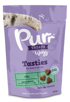 5 ways to reduce cat shedding - Wagg Foods Puppy Treats, Cat Treats, Food Packaging Design, Branding Design, Blister Packaging, Cat Shedding, Web Banner Design, Coffee Packaging, Food Labels