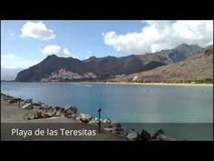 Places to see in ( Santa Cruz de Tenerife - Spain ) Playa de las Teresitas  The Playa de Las Teresitas is a beach north of the village of San Andrés municipality of Santa Cruz de Tenerife in Tenerife Spain. Originally the Playa de las Teresitas consisted of mostly rocks and a small strip of black sand.  Playa de las Teresitas was divided into three distinct parts that had different names: Tras la Arena which was the original Los Moros in the middle and finally the area bounded by the ravine…