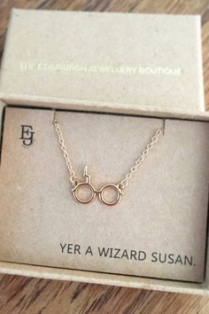 Give Your Friends Dainty Harry Potter Jewelry to Let Them Know They're Magical