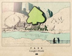 Google's world! #design