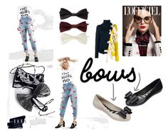 Bow me up ~ by zaxyshoes-co-uk on Polyvore featuring Jacquemus, ASOS and Forever 21