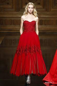 Женская мода: Tony Ward, Haute Couture, осень-зима 2016-2017