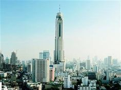 https://flic.kr/p/CHPut1 | Baiyoke Sky Hotel Exterior | www.hotelbaiyokesky.com/ At this tallest Bangkok hotel -Baiyoke Sky Hotel, guest could savor Thai or International meals at the 24-hour Sky Coffee Shop or taste the daily buffet of a wide variety of seafood and international at the Bangkok Sky Restaurant.