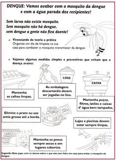 Dengue   Sala de Aula – Profª Rérida