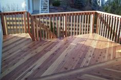 My husband and I want to build a deck in our backyard soon. I think that it would be a great investment to make since we both enjoy eating outside. We just need to find a place nearby that sells deck building material.