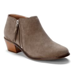 Vionic Serena Ankle Boot Griege - Stan's Fit For Your Feet