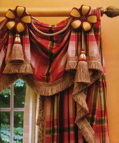 Как сшить шторы самостоятельно. Шторы своими руками - Пошив штор - Текстильный дизайн - Каталог статей - Дизайн, мебель, домашни