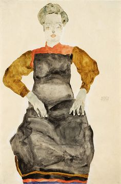 Artist provocateur: Egon Schiele's Women – in pictures