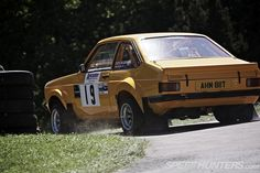 Motorsport At The Palace: time trial and classic motor show at Crystal Palace, London