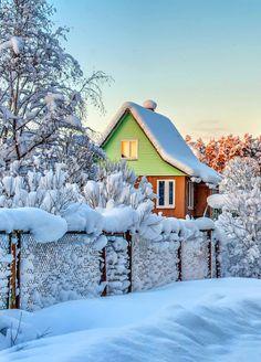 .~Sunny Winter Day~.