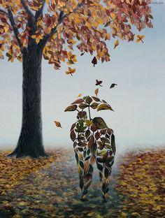 Promenade Of Autumn by *Mihai82000