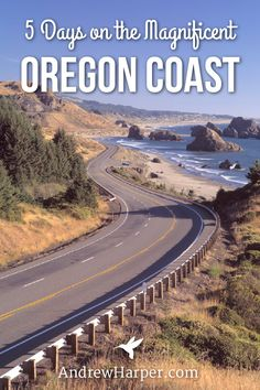 We have an unforgettable roadtrip for you through the Oregon Coast! Check out this 5-day driving itinerary.