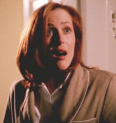 Times Mulder and Scully Should Have Made Out This Week, Volume 23 Buffy, David And Gillian, Dana Scully, Trust No One, David Duchovny, Gillian Anderson, Making Out, Tv Series, Actresses