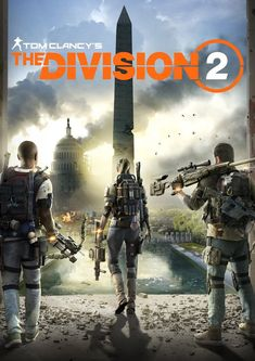 Tom Clancy's The Division 2 Gratis Tom Clancy The Division, Video Game Posters, Video Games, Ps3, Poster Wall, Poster Prints, Sleeper Agent, 17 Mars, Ghost Recon