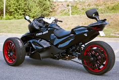 138 Best Can Am Spyder Images Can Am Spyder Motorcycles Custom