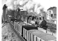 """1943 Personenzug vom Stettiner Bahnhof nach Kremmen,Noerdlich des Bahnhofs """"Bonholmerstrasse"""""""