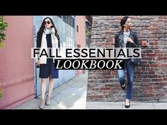 A fashion look by doris. Browse and shop related looks. Closet Essentials, Autumn Fashion, Fashion Looks, Videos, Shop, Fall Fashion, Store