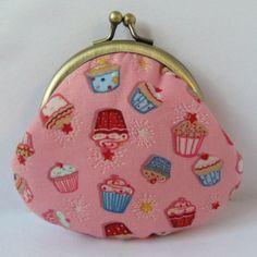 Sweet cupackes coin purse. $15.43
