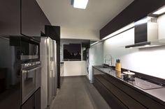 Looong kitchen