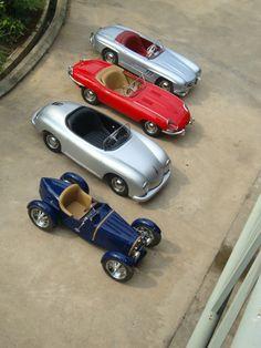 Coches clásicos para niños y no tan niños | Retro Cars Spain alquiler de coches clasicos para bodas y eventos