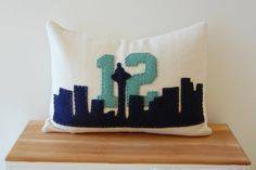 Hey, I found this really awesome Etsy listing at https://www.etsy.com/listing/200097463/woolen-seattle-seahawks-twelfth-man-wool