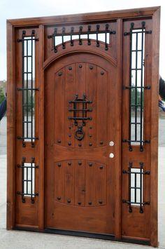 awesome Rustic Doors - Exterior Alder Doors - Arch Top Door by http://www.best100homedecorpics.club/entry-doors/rustic-doors-exterior-alder-doors-arch-top-door/