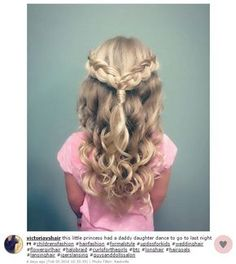 Hairstyles for pages Wedding Hairstyles For Girls, Flower Girl Hairstyles, Little Girl Hairstyles, Bride Hairstyles, Cool Hairstyles, Relaxed Hairstyles, Flower Girl Updo, Communion Hairstyles, Girl Hair Dos