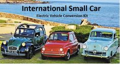 International Electric Vehicle Conversion Kit - They also sell cars converted to electric. I am seriously thinking about getting one of these eventually. They are in Salt Lake City, Utah. I'll have to find out how much shipping would cost.