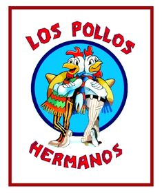 Framed Print Los Pollos Hermanos Breaking Bad Tv Show (Picture Poster Art) Breaking Bad Tattoo, Breaking Bad Party, Breaking Bad Birthday, Walter White, Affiche Breaking Bad, Breking Bad, Wal Art, National Fried Chicken Day, Logo Restaurant