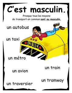 Learning Videos Student French Videos For Kids Teaching French Language Lessons, French Language Learning, French Lessons, French Teaching Resources, Teaching French, French Teacher, French Nouns, French Grammar, Basic French Words