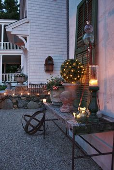 Light Up The Night With Balsam Hill