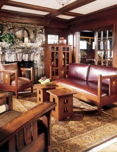 Stickley Mission Oak & Cherry Collection by Stickley - issuu