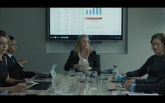 Bai And Microsoft Surface Tablet - Equity (2016) Movie Scene