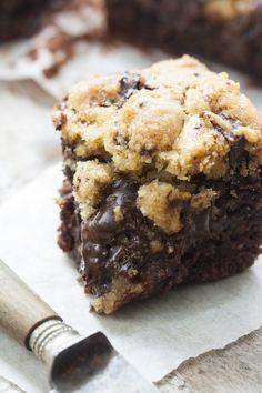 Banana and pecan cake - HQ Recipes Banana Recipes, Donut Recipes, Cake Recipes, Brownie Bar, Brownie Cookies, Brownie Desserts, Cookie Exchange, Brownies, Oreo