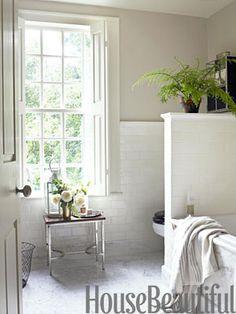 Waterworks Etoile Shower and Tub - Bathroom Decorating Ideas - House Beautiful