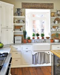 #Kitchen Ideas: At Home with L.A. Design Stars Steve and Brooke Giannetti