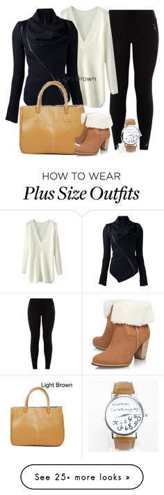 """Fall Party Outfit 2015"" by myfriendshop on Polyvore featuring UGG Australia"