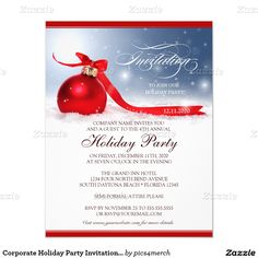 blank holiday invitation cards invitations card template pinterest holiday invitations
