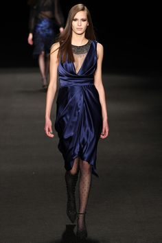 Monique Lhuillier, Ready-To-Wear, Нью-Йорк