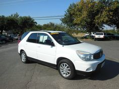 Come to Highway Motors in Chico for a great used SUV like this 2006 Buick…